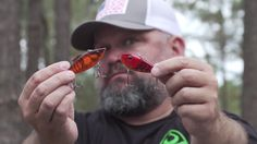 Fishing Lure Selection - Red Eye Shad vs Rat-L-Trap - YouTube