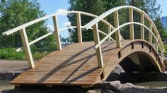 Karhulan Jokipuiston silta