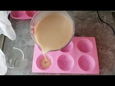 Cold Process Soap, Soap Making, Easy Diy, Christmas Gifts, Simple, Youtube, How To Make, Handmade, Recipe