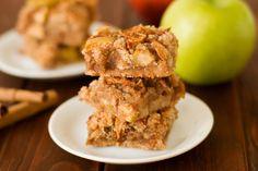 Gluten Free Apple Pie Bars