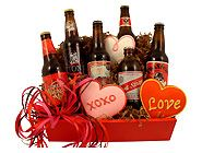 Beer my Valentine -- amazing gift idea for the guy or gal in your life