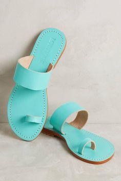 Slide View: 1: Mystique Bora Bora Toe-Loop Sandals
