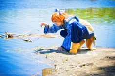 Shippo (Inuyasha) Cosplay by Mike Rollerson, via Flickr