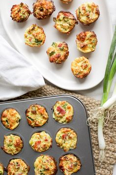 Make these mini quiches for your next dinner party or pop them in the school lunch box. #bestrecipesau #quiche