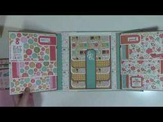 Cherished Memories II Mini Album ~ Construction Video