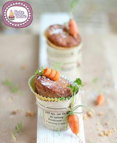 Muffin vegani alle carote | Icakebake