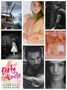Dirty Uncle by Alexa Riley & Jessica Kane