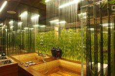 Bathrooms that Beckon: Zen Room