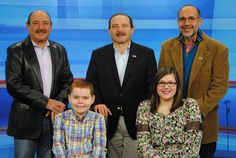 Week of March 2nd 2015. @therhodeshow with #NiRoPe and LLS Boy and Girl of the Year!