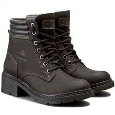 Polokozačky LASOCKI - WI20-HARVARD-02 Černá Hiking Boots, Shoes, Fashion, Walking Boots, Moda, Zapatos, Shoes Outlet, Fasion, Shoe