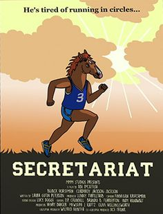 Secretariat (film) | BoJack Horseman Wiki | FANDOM powered by Wikia