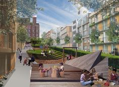 Billion pound regeneration scheme wins approval | News | Inside Housing