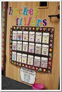 another cute, but simple idea for bucket fillers... I think it may go on my inside door this year!