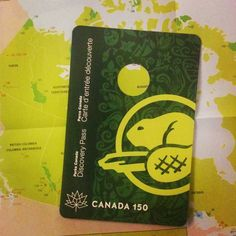 Did you get your free 2017 parks pass? Compliments of Canada's birthday. Parcs Canada, Happy Birthday Canada, Meanwhile In Canada, Canada National Parks, Canada 150, Natural Phenomena, Canoeing, Compliments, Travel Inspiration