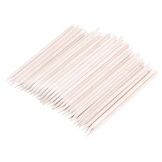 100Pcs Nail Art Orange Wood Stick Cuticle Pusher Remover Pedicure Manicure Tool Free Shipping Wholesale Sets & Kits-in Sets & Kits from Health & Beauty on Aliexpress.com | Alibaba Group
