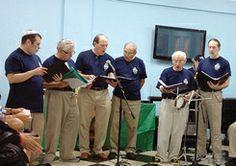 The Beth Sholom Men's Choir's 2014 tour of Havana, Cuba, included a performance at the city's Sephardic Center.