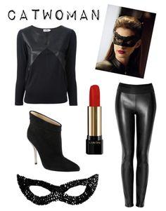Catwoman Costume - giraffesgarlicglamour.com