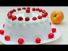 Tort de mere cu frisca | JamilaCuisine - YouTube