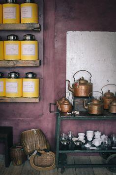 Bellocq Tea Atelier — lean + meadow