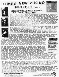 Matador Records | Times New Viking