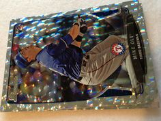 Mike Olt RC Bowman 2013 Silver Ice
