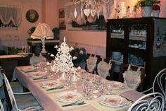 TABLE OF CHRISTMAS