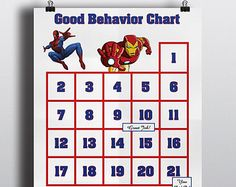 Cars Movie Good Behavior Sticker Chart  Incentive Chart