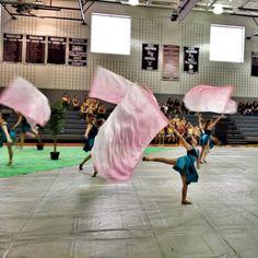 Kutztown Middle School Twirlers