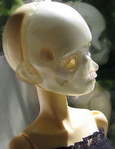 Skull 02 by batchix.deviantart.com on @deviantART (Amazing craftsmanship)