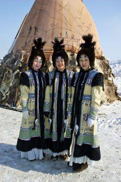 Evenks, Siberia