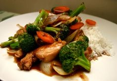 Kittencal's Chinese Stir Fry Sauce--use less sugar.it's very sweet! Stir Fry Recipes, Tofu Recipes, Sauce Recipes, Asian Recipes, Healthy Recipes, Chinese Recipes, Recipies, Drink Recipes, Healthy Meals
