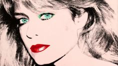 O'Neal slept with a much younger women, while Fawcett's portrait hung on the wall above the bed....now he's fighting to keep it?  http://www.foxnews.com/entertainment/2013/12/19/jury-andy-warhol-farrah-fawcett-portrait-belongs-to-ryan-oneal/