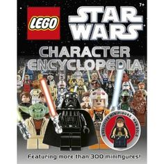 Lego Star Wars Character Encyclopedia, with exclusive Han Solo Lego figurine