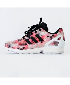 Buy Adidas Zx Flux Womens Floral Sale T-1504 Shoes Trainers Nike be34fd41a