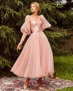 Handmade Dress on Storenvy kleider Hand-made elegant gown with long sleeves and fleshy pink backless ball gown Elegant Dresses, Pretty Dresses, Beautiful Dresses, Elegant Ball Gowns, Evening Dresses, Prom Dresses, Formal Dresses, Wedding Dresses, Reception Dresses
