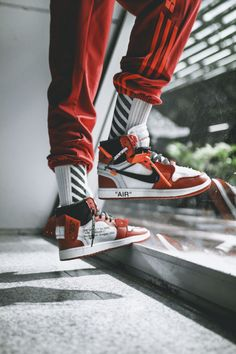 http://SneakersCartel.com AJ1 'Off White' (via Hypebeast) #sneakers #shoes #kicks #jordan #lebron #nba #nike #adidas #reebok #airjordan #sneakerhead #fashion #sneakerscartel