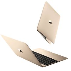 Gold Apple MacBook  #Giveaway via #AuhYes - Hurry & Enter