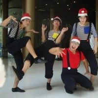 Location: chonburi, thailand  Interests: performance  Skills: theatre, pantomime, dance  Website: http://www.facebook.com/moom.mime.9 #mime #silence #community #member