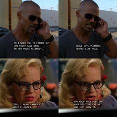Criminal Minds Funny Derek Morgan Penelope Garcia