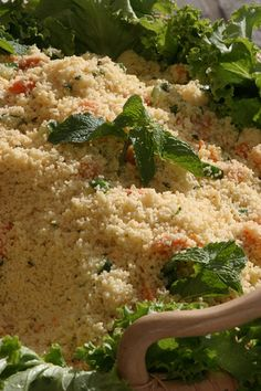 Cous Cous Salad by The Casual Gourmet!