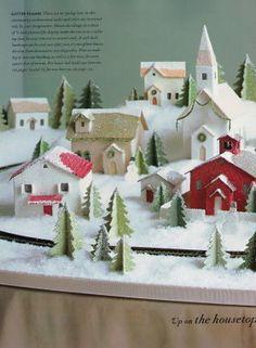 Martha Stewart village