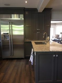 The Brooklin Charmer: Completed Kitchen #EndlessIdeas
