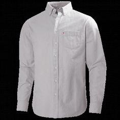 30b2f671 OXFORD LS SHIRT - Men - Shirts - Helly Hansen Official Online Store Men  Shirts,