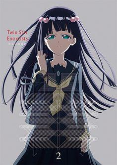 Twin Star Exorcists: Onmyouji    Benio Adashino
