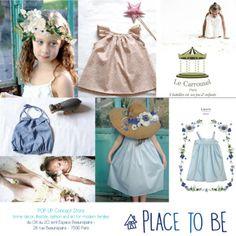 PLACE TO BE, pop-up concept-store de l'agence 2B&Co  |  Le Carrousel • Ma Sérendipité