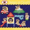 Designs on Cloud 9 Backyard Fun SVG and cutting files
