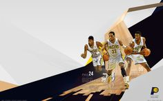 2011 Indiana Pacers by relaurellano