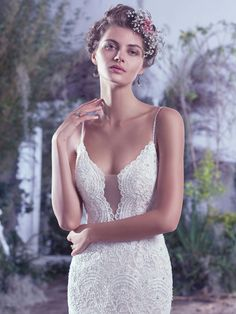 Raffaele Ciuca is an exclusive stockist of Maggie Sottero. Gown style Meitra.  www.raffaeleciuca.com.au MELB . AUS