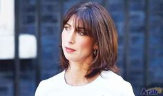 UK former first lady Samantha Cameron launches…
