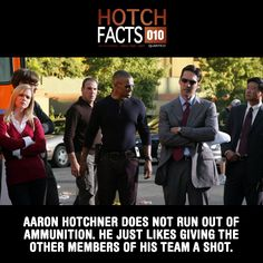 Hotch fact number He's nice like that. Dr Reid, Spencer Reid, Criminal Minds Funny, Behavioral Analysis Unit, Aaron Hotchner, Crimal Minds, Penelope Garcia, Derek Morgan, Cop Show